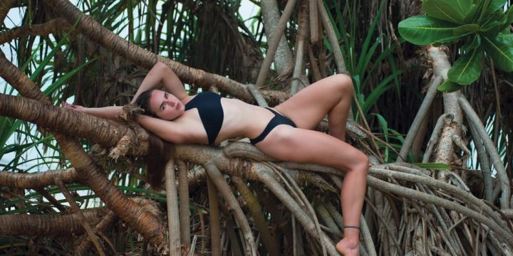 Some Of The Advantages Of Wearing Thong Swimsuit Bottoms To The Beach