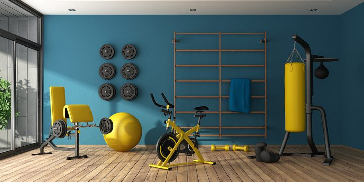 The Essential Ingredients For The Best Home Gym