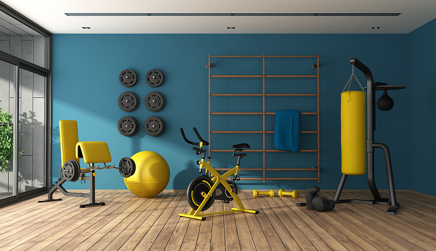 Best home gym set up